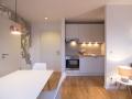 THREE Wohnküche (2)