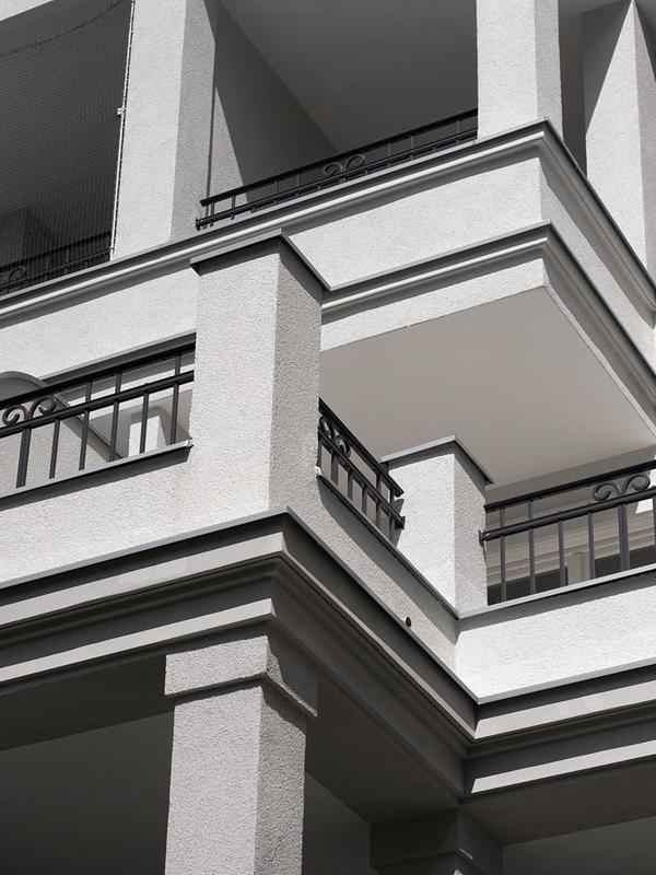 Balkon Details