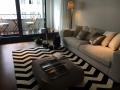 Wohnzimmer Musterwohnung